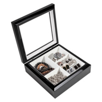 OYOBox_Black_Jewelry_Box