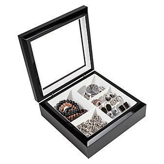OYOBox Black Jewelry Box