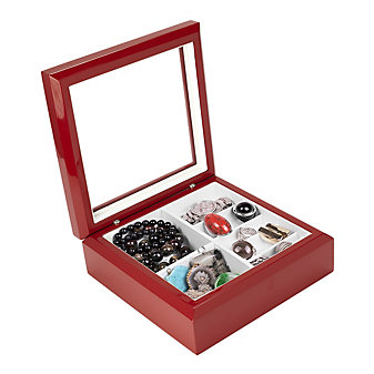 OYOBox Red Jewelry Box
