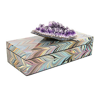 rox by cj designs chevron pencil box
