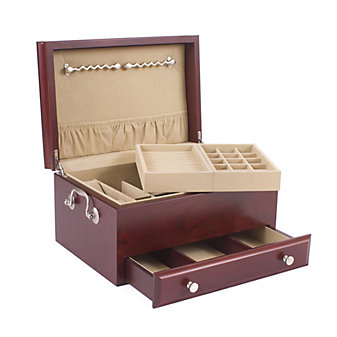american chest contessa jewelry chest