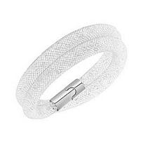 Swarovski_Stardust_Gray_Double_Bracelet
