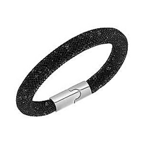 Swarovski_Stardust_Black_Bracelet