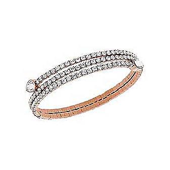 Swarovski Twisty Rose Bracelet