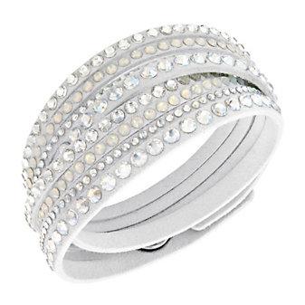 Swarovski Slake White Deluxe Bracelet