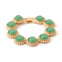 Spartina_449_Green_Sunflower_Bracelet