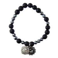 Miracle_Icons_Onyx_&_Hematite_Bracelet