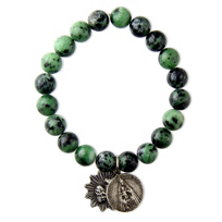 Miracle_Icons_Ruby_Zoisite_Bracelet