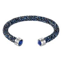 Swarovski_Crystaldust_Blue_Cuff_Bracelet