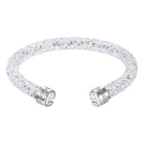 Swarovski_Rolled_Rocks_White_Crystaldust_Cuff_Bracelet