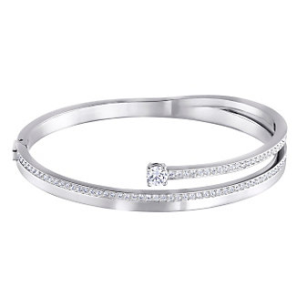Swarovski Fresh Bracelet, Medium