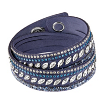 Swarovski_Slake_Rock_Blue_Pulse_Bracelet,_Medium