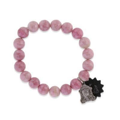 Miracle Icons Rhodochrosite Bracelet