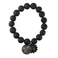 Miracle_Icons_Druzy_Agate_Black_Bracelet