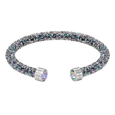 Swarovski Crystaldust Cuff, Purple