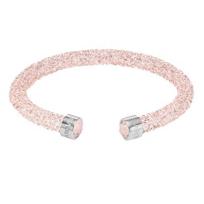 Swarovski_Crystaldust_Cuff,_Pink