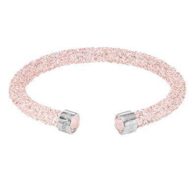 Swarovski Crystaldust Cuff, Pink