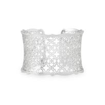 kendra_scott_silver_tone_candice_filigree_cuff_bracelet
