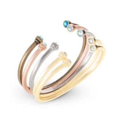 kendra scott kriss mixed metal bangle bracelet set