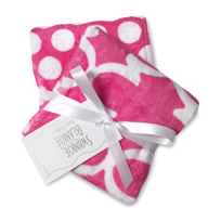 Swankie_Blankie_Hot_Pink_Lattice_Burp_Cloth_Set