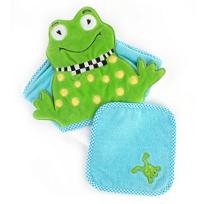 MacKenzie-Childs_Frog_Hooded_Towel_Set