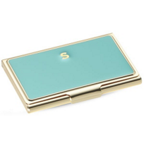 "Kate_Spade_One_in_a_Million_""S""_Business_Card_Holder"