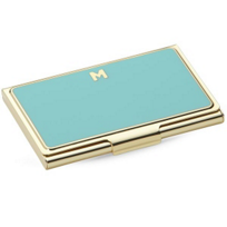 """Kate_Spade_One_in_a_Million_""""M""""_Business_Card_Holder"""