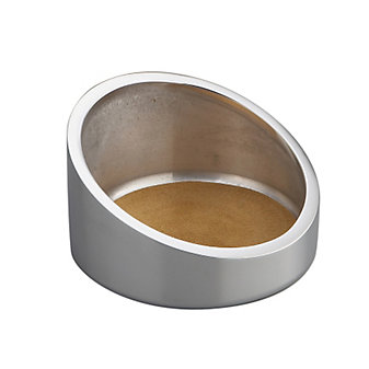 Nambe Tilt Metal Wine Coaster