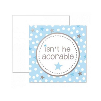 C.R._GIBSON_ISN'T_HE_ADORABLE_ENCLOSURE_CARD