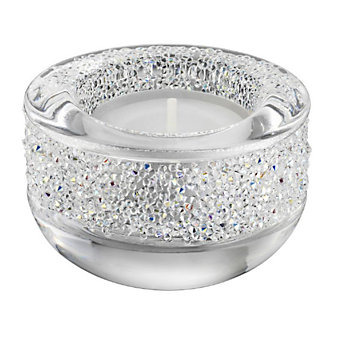 Swarovski Shimmer White Tea Light