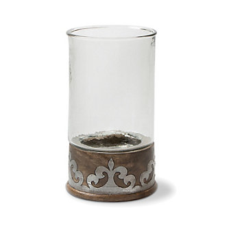 The GG Collection Heritage Small Candle Holder