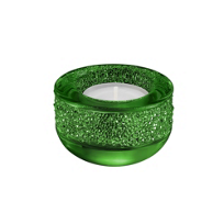 Swarovski_Shimmer_Tea_Light,_Green