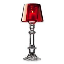 Godinger_Villa_Marca_Votive_Lamp,_Red