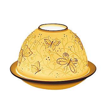 Bernardaud Votive Light - Butterflies