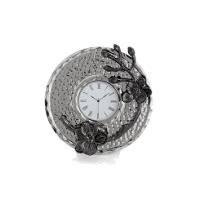 Michael_Aram_Black_Orchid_Mini_Clock