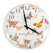 MacKenzie-Childs_White_Butterfly_Garden_Clock
