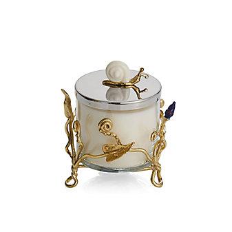 Michael Aram Enchanted Garden Ornate Candle