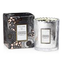 Yashioka_Gardenia_Scalloped_Edge_Glass_Candle