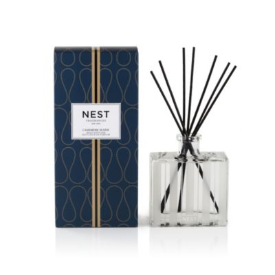 Nest Cashmere Suede Reed Diffuser
