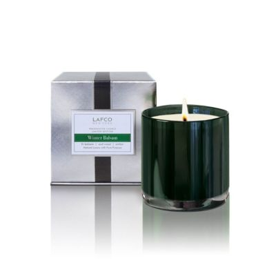 winter balsam le candle, 16 oz