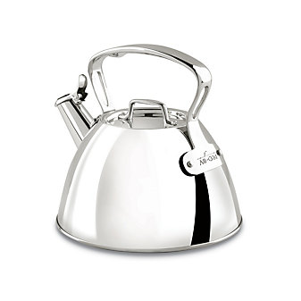 All-Clad Stainless Tea Kettle, 2qt