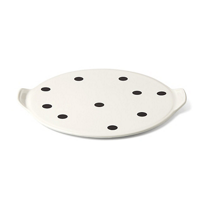 """kate_spade_all_in_good_taste_any_way_you_slice_it_pizza_stone,_14"""""""