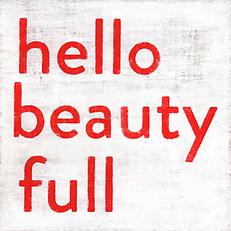 Sugarboo Hello Beauty Full Print, Large