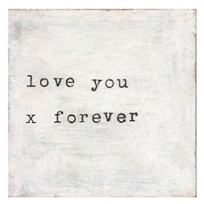 Sugarboo_Designs_'Love_You_X_Forever'_Art_Print