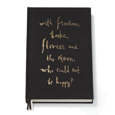 Kate Spade Who Could Not Be Happy Wit & Wisdom Journal