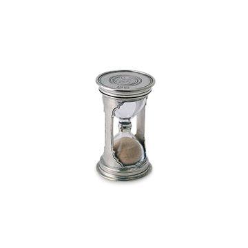 Match Round Hourglass, Small