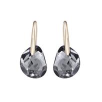 Swarovski_Galet_Pierced_Earrings_