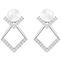 Swarovski_Edify_Pierced_Earrings