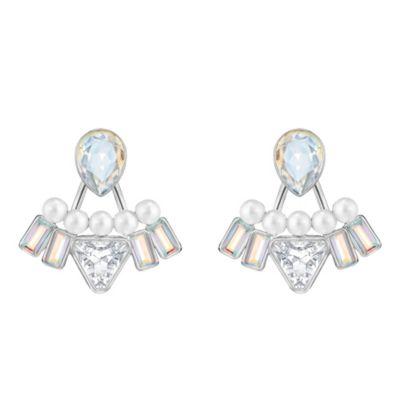 Swarovski Festivity Pierced Earring Jackets