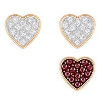Swarovski_Crystal_Wishes_Heart_Pierced_Earrings_Set